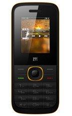 ZTE R528 Dual SIM Czarno-Zółty