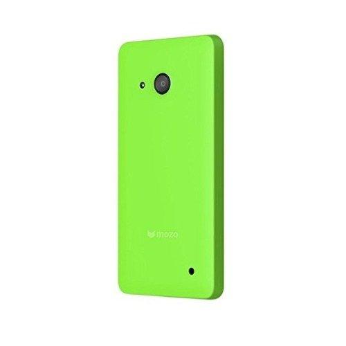 Obudowa Mozo Back Cover Zielona do Microsoft Lumia 550