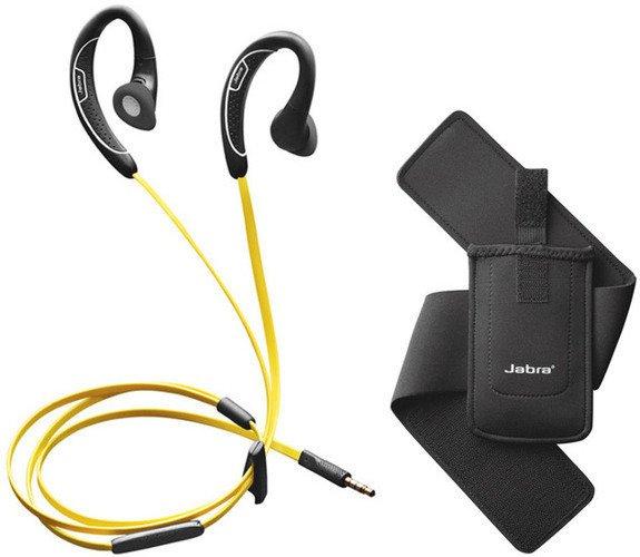 Słuchawki stereo Jabra Sport Corded