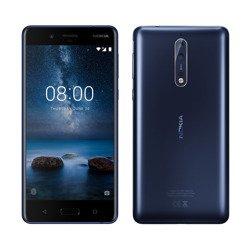 NOKIA 8 Dual SIM Niebieska 64GB